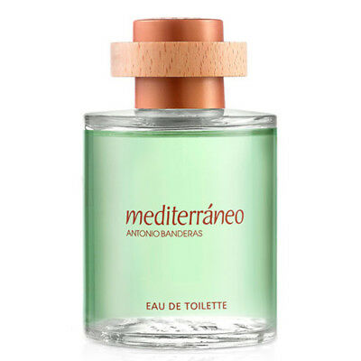 MEDITERRANEO de ANTONIO BANDERAS - Colonia / Perfume 100 mL [NO BOX] - Man