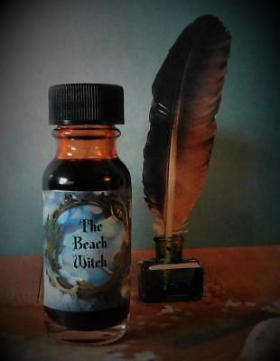 DRAGON'S BLOOD Spell Ink, Ritual Ink, Writing Ink ~Wicca Witchcraft Pagan