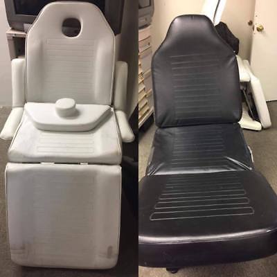 Lot of 2 Hydraulic Adjustable Massage Facial Salon Tattoo Piercing Chair Bed