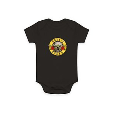 Guns n Roses rock baby vest grow music iconic heavy metal band Christmas gift