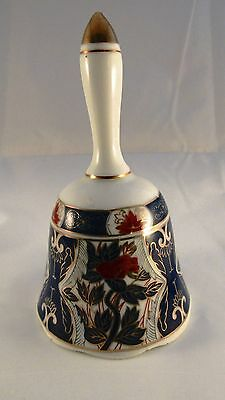 Collectible Imari Bell Japanese