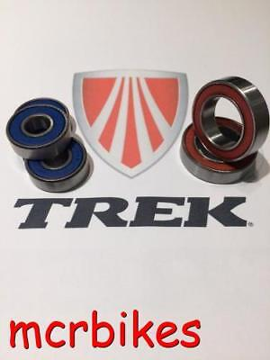 Trek BB90 /95 Bottom Bracket Bearing Kits Chrome /Steel /Ceramic Rubber Sealed