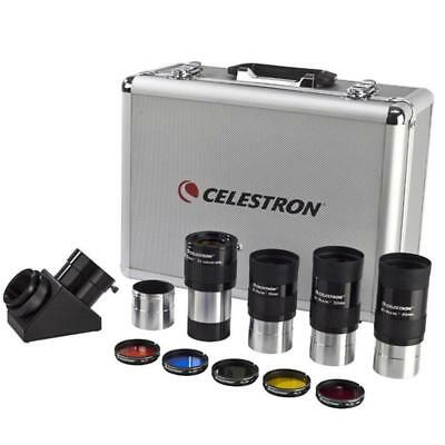 NC-9898 Celestron Viewing Accessory Kit, 2 inch (94305), Free Shipping!