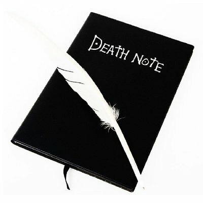 DEATH NOTE Livre Note Book Anime Deluxe Edition 150 pages