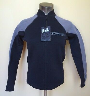NWT O'Neill Med Reactor LS Wet Suit Top