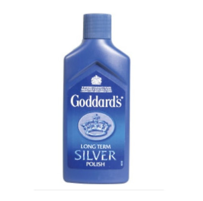 Goddard's Long Term Silver Polish Cleaner 125 ml Protect & Shine