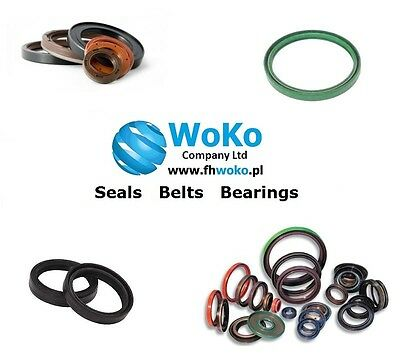 Rotary Shaft Oil Seal//Lip Seal 30x52x10mm R21 NBR Nitrile Rubber