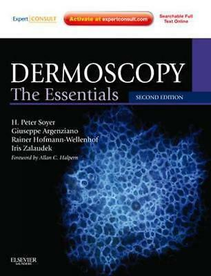 NEW Dermoscopy By H. Peter Soyer Paperback Free Shipping