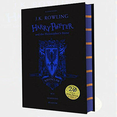 Harry Potter and the Philosopher's Stone (Ravenclaw Edition) Hardback/WORLDWIDE