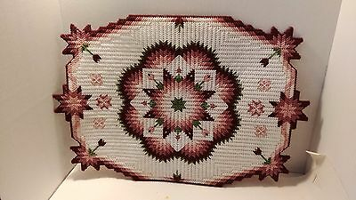 Finished SET OF 4 PLACEMATS