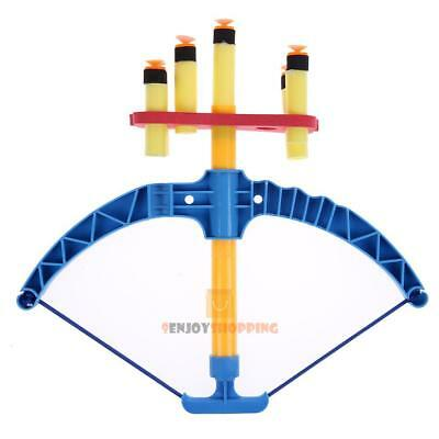 Kids Bow Hunting Toy With Soft Bullet Boy's Super Bow Set JF#E
