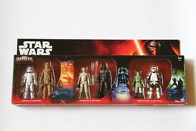 Hasbro Star Wars Epic Battles - 6 Actionfiguren NEU OVP original Hasbro