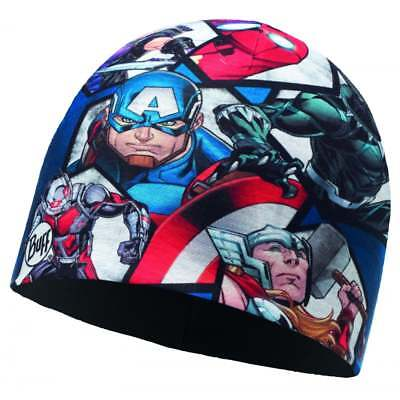 Buff Kids Avengers Microfiber and Polar Hat