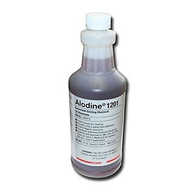 Henkel - Alodine 1201 Light Metals Conversion Coating / Bonderite M-CR, Quart