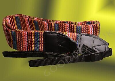 Vintage Neck Shoulder Strap for Canon EOS Camera 1D 5D 6D 7D 80D 100D 200D 400D