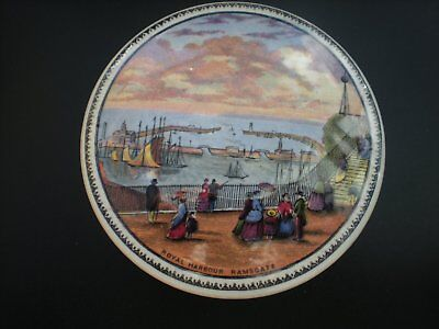 pratware pot lid ROYAL HARBOUR RAMSGATE very good condition