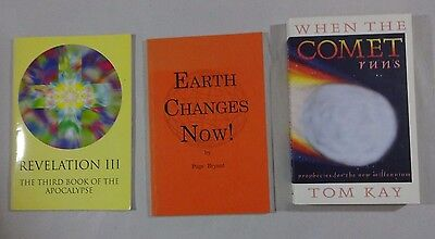 Lot: 5 Books on Prophecy Paperback