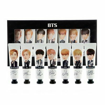 BTS Hand Cream Collection (30ml x 7EA)-Limited edition_Standard free shipping