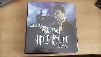 Harry Potter and the Prisoner of Azkaban Trading Cards Set Complete promo topper