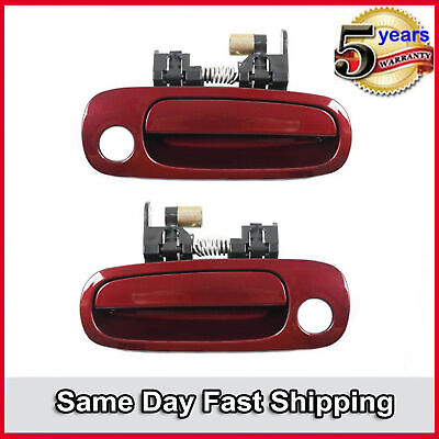 New Door Handle for Chevrolet Prizm TO1310132 1998 to 2002 Front, Driver Side