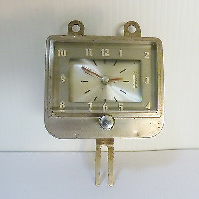 Vintage The New Haven And Watch Co. Automobile Watch Clock, Made in USA