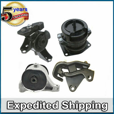 New For 03-06 Acura MDX  4519 4523 4533 4531 M278 Engine Motor Mount