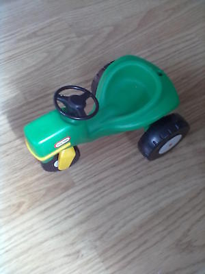 Little Tikes Dolls House Tractor - Rare