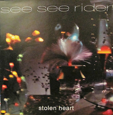 """See See Rider  12"""" Ep  Stolen Heart"""