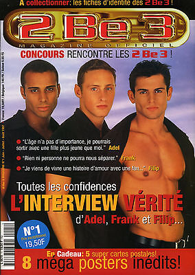 Magazine 2Be3 Officiel n°1 , NEUF