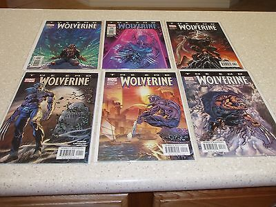"""Wolverine """"The End"""" # 1 - # 6"""