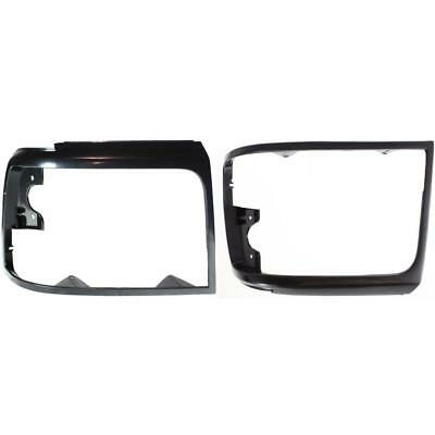 New FO2513135, FO2512131 Headlight Door Set for Ford F-150 1992-1997