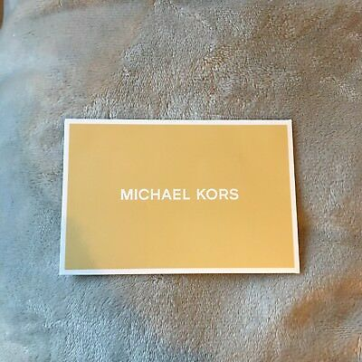 Michael Kors Voucher-£100