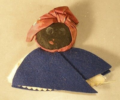 Black Face Emery and Pincushion