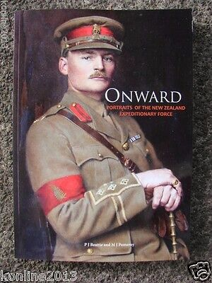 Onward Portraits of the New Zealand Expeditionary Force Vol. 1