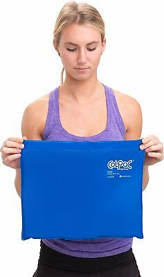 """Chattanooga ColPac Reusable Gel Ice Pack Cold Therapy (11""""x14"""") - Blue"""