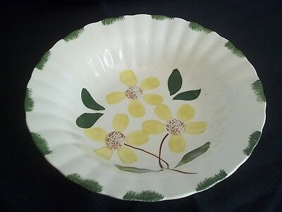"""Blue Ridge Southern Potteries  """" CHEERFUL """"  Colonial    Round  Serving  Bowl"""