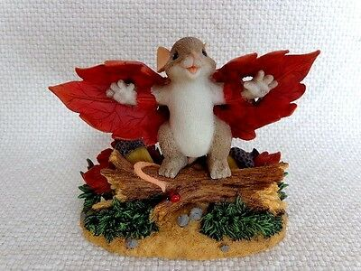 """Fitz & Floyd Charming Tails """"I Believe You Can Fly"""" Item : 98/348"""