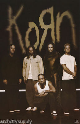 KORN - HANGOUT Brand New Poster #6202 Shrink Wrapped