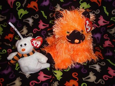 Ty Punkies Spookers Ty Store And Halloweenie Quivers