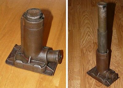 Vtg Patented July 20, 1926 Automobile Car Jack Auto Specialties, Michigan USA