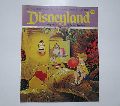 Disneyland- Magazine for Beginning Readers- Fawcett Publications- #46 1972