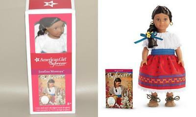 "American Girl Josefina Montoya™ 6.5"" Mini Doll & Book - Please Read"
