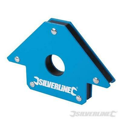 Silverline Welding Magnet 100Mm