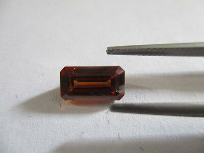 ZIRCON NATURAL MINED UNTREATED 2.10Ct  MF8624