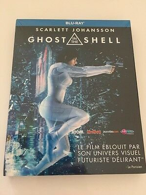 Bluray Ghost In The Shell Neuf