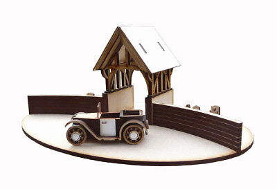 1:48 Dolls House Kit - Get Me To The Church On Time