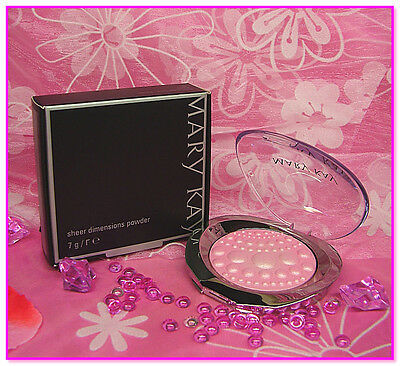 Mary Kay Sheer Dimensions Powder Pearls Neu&ovp