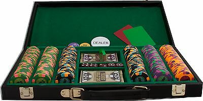 Paulson Tophat & Cane FULL Clay Chips 300 Piece - ***Last Set***