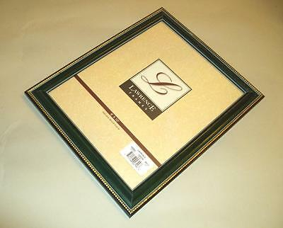 Photo Frame  for 8x10.Green gold trim  by Lawrence. 98880  NEW !