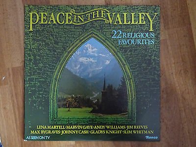 Peace in the valley vinyl